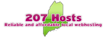 207 Hosts Logo